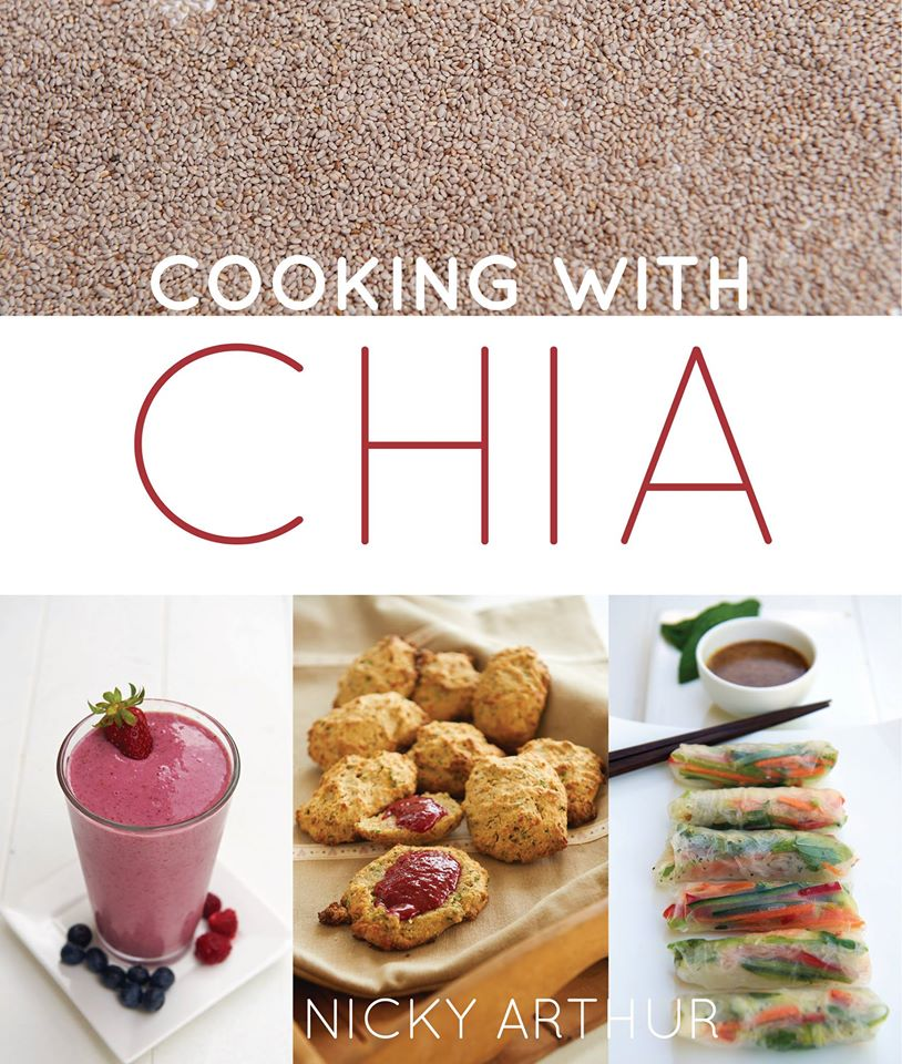 Cooking with CHIA